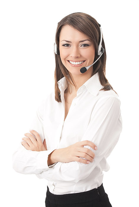 Gold Mountain Communications - Call Center Crossed Arms