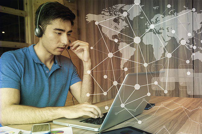 Gold Mountain Communications - Call Center Networking