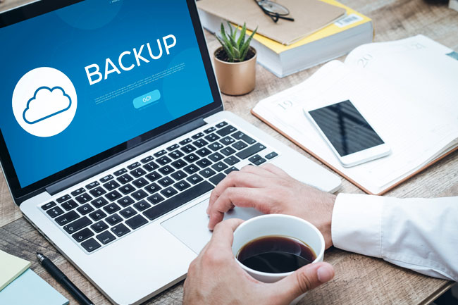 Gold Mountain Communications - Combat Data Decay with Backups