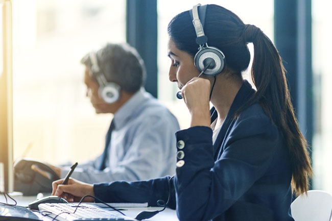 Gold Mountain Communications - Benefits of a Call Center Operator
