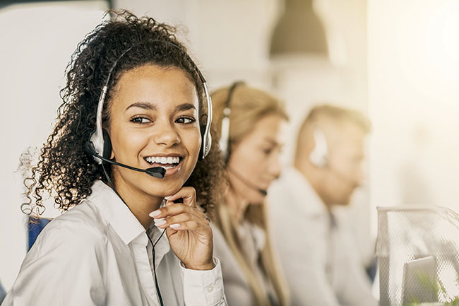 Gold Mountain Communications - Life in a Call Center